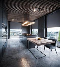 INVIZ - Concrete Kitchen