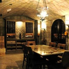 Wine Cellars Basement Design, Pictures, Remodel, Decor and Ideas