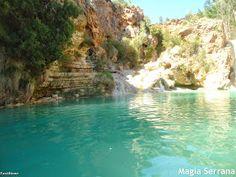 MAGIA SERRANA: LAS CHORRERAS DE ENGUÍDANOS Y VILLORA Valencia, Sierra, Outdoor, Swiming Pool, Medicine, Beautiful Places, Guadalajara, Paths, Woods