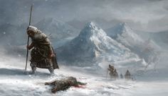 A Song of Ice and Fire: wildlings by Skvor on DeviantArt