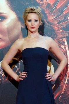 'The Hunger Games: Catching Fire' Premieres in Madrid (November 13, 2013)
