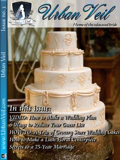December issue of Urban Veil magazine on iTunes newsstand now LINK: itunes.apple.com/... #urbanveilmagazine #weddingmagazine #weddingplanningadvice