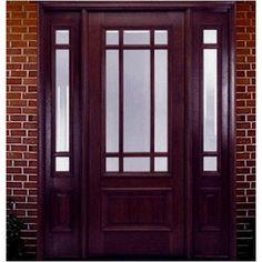 elegant custom entry door sidelights exterior door with si
