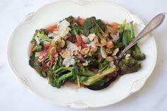 Braised Broccoli with Orange and Parmesan | 101 Cookbooks