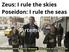 Classical Studies Memes for Hellenistic Teens on Twitter