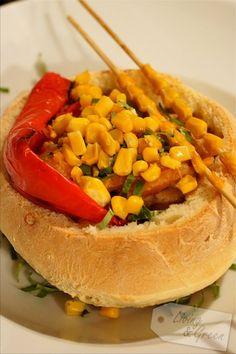 Herbst  Gemüse-Chowder