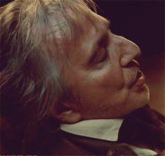 Alan Rickman as Judge Turpin - 'Sweeney Todd', 2007