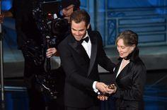 Chris Pine Photos - 87th Annual Academy Awards Show