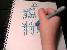 ▶ 6 Times Table Trick - YouTube