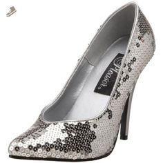 Pleaser Women's Seduce-420SQ Pump - Pleaser pumps for women (*Amazon Partner-Link)