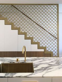 Bougainvillea Row House developed by Luigi Rosselli Architects. Find all you need to know about Bougainvillea Row House products and more from Bookmarc. Luigi, Bougainvillea, Interior Stairs, Interior And Exterior, Marble Benchtop, Stainless Steel Screen, Metal Building Homes, Building Code
