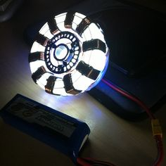 http://www.instructables.com/id/How-To-Build-A-Stark-Industries-Iron-Man-Arc-React/ how to build a cheap arc reactor for an iron man cosplay