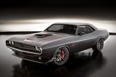 A Classic Challenger with a Contemporary Engine - Dodge Shakedown Challenger