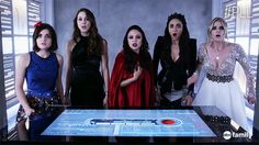 """Pretty Little Liars - Cece Is A Reveal - """"Game Over, Charles"""" [Summer Finale] Pretty Little Liars Episodes, Watch Pretty Little Liars, Pretty Little Lairs, Pll, Marlene King, Uber A, Greys Anatomy, Black Hoodie, Good Movies"""