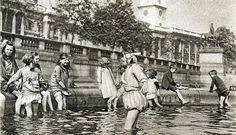 vintage everyday: 56 Amazing Vintage Photos of Everyday Life in London in the 1920s