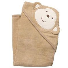 Carter's® Monkey Hooded Towel - jcpenney