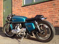 My ride. Honda GL1000 Goldwing. 1975. Cafe racer. Trust Me I'm A Biker Please Like Page on Facebook: https://www.facebook.com/pg/trustmeiamabiker Follow On pinterest: https://www.pinterest.com/trustmeimabiker/