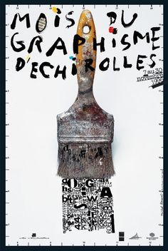 French Friday: The Posters of Michel Bouvet Graphic Design Posters, Graphic Design Typography, Graphic Design Inspiration, Graphic Designers, Design Graphique, Art Graphique, Layout Design, Design Art, Hang Ten