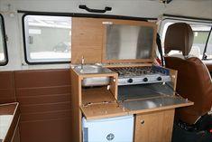 El Camper Shak - Hechos a mano de VW Camper Interiors