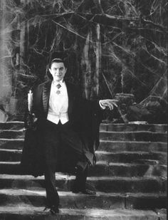"""""""Listen to them. Children of the night. What music they make."""" -- Bela Lugosi as Count Dracula in Dracula 1931."""