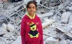 Em carta, menina pede para Trump proteger crianças sírias
