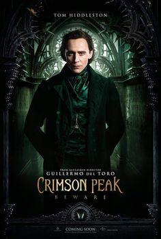 Tom's Crimson Peak poster