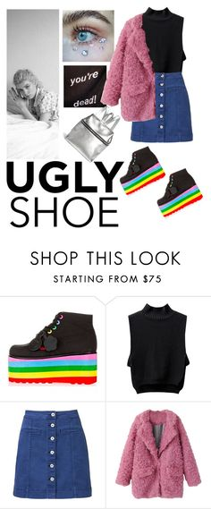 """""""ugly face ugly shoes ugly soul / Charlie Barker inspiration (not for the title !)"""" by pgrndjn on Polyvore featuring mode, Barker, Witchery et Kara"""