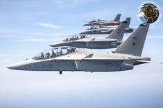 The Aviationist » Alenia Aermacchi M-346 back in U.S. Air Force T-X advanced trainer program