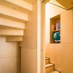 Plywood and oak rooms feature inside renovated former home of Black Beauty author Anna Sewell