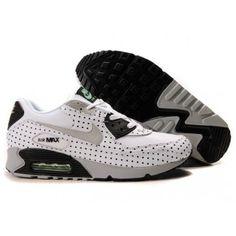 big sale 92cf1 2798b  61.85 air max 90 polka dot,Mens Cheap Nike Air Max 90 Trainers White