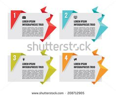 Origami Vector Banners - Infographic Concept for presentation, booklet, web site and other creative projects.  http://www.shutterstock.com/pic-208712905/stock-vector-origami-vector-banners-infographic-concept-for-presentation-booklet-web-site-and-other-creative.html?src=XYbV5m6erYFeWezoiMuiEQ-1-36