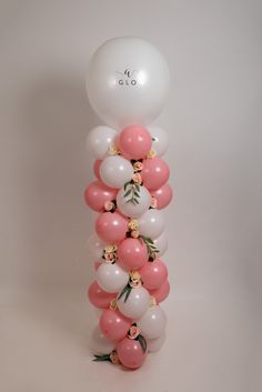 Balloon Columns by Aglow Event Styling Balloon Columns by Aglow Event Styling Balloon Pillars, Balloon Tower, Balloon Stands, Balloon Arch, Balloon Garland, Balloon Decorations, Baby Shower Decorations, Shower Centerpieces, Wedding Balloons