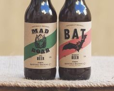 Thanks to the increase in popularity of microbreweries the packaging for craft beers has become a new canvas for designers and illustrators to work their magic. Independent brewers rely on the branding of their product to stand out, which results in some really creative designs for us to enjoy. In today's post I showcase 30 …