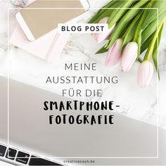 Welche Ausstattung brauchst du wirklich für tolle Smartphone-Fotos? Mit diesen vier Gadgets hebst du deine Fotografie auf ein neues Level!