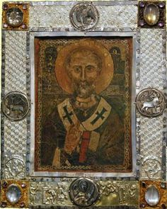 Istanbul, Religious Icons, Illuminated Manuscript, Ikon, Mosaic, Religion, Miniatures, Painting, Art