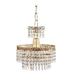 Buy Niagara Round Chandelier by Serip Lighting by Collective Form ...