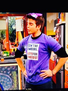 I was watching the thundermans and I got to see this lol