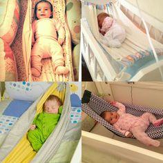 Rede para bebê tecido  www.ateliecolorir.com.br