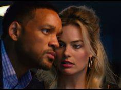 Margot Robbie hace aullar a Will Smth en la cinta 'Focus'