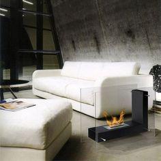 Kali Fireplace In Black http://www.beyondtherack.com/member/invite/B7C53751