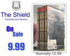 People's Choice Cash and Pawn/Electronics..... Complete 1st Season of The Shield. It is normally 12.99 put it on sale for you @ 9.99 today. Can take payment over the phone and ship it to you if needed.