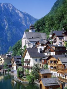 This is where we would go for some much needed rejuvenations! - Swiss chalet, beautiful!