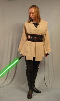 Ideas for my costume sans robe for wearing Yoda.