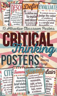 Looking for engaging posters to brighten your classroom walls and enhance your students' learning experience?