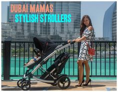 Dubai our Sandbox Strolling along with the best prams in town... Dubai mums, Mountain Buggy, phil&teds -review