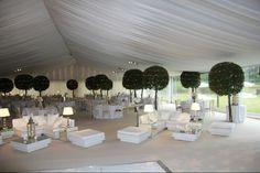 Fleurdeforce wedding reception