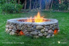 Awesome firepit!