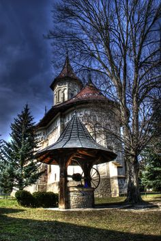 Medieval Church in Romania www.romaniasfriends.com
