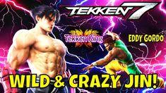 Tekken 7, Jin, Gin