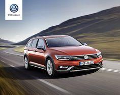 Czasem nie liczy się cel, tylko podróż. #VW #Passat #Alltrack